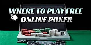 Online Poker Sites For Free